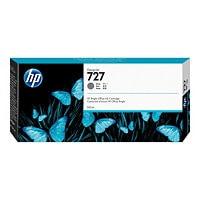 HP 727 - High Capacity - dye-based gray - original - DesignJet - ink cartri