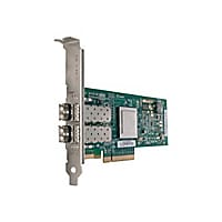 QLogic 8Gb FC Dual-port HBA for IBM System x - host bus adapter