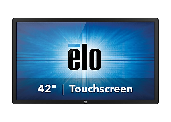 "Elo Interactive Digital Signage Display 4202L Infrared 42"" LED display"