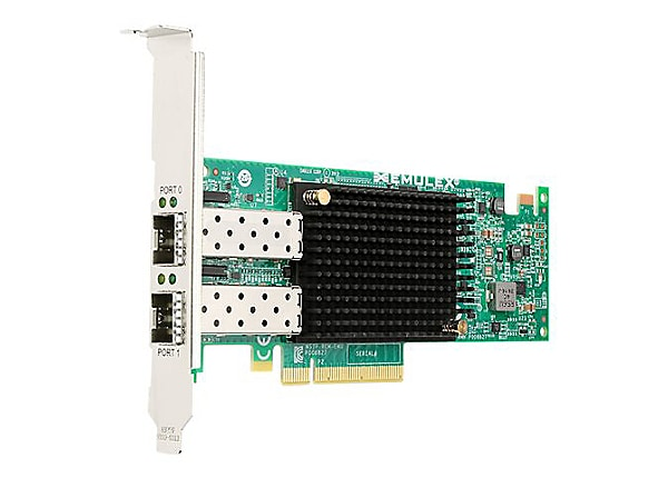 Emulex Vfa5 2x10 Gbe Sfp Pcie Adapter For Ibm System X