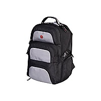 Swiss Gear Side Load Computer Compartment notebook carrying backpack
