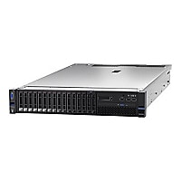 Lenovo System x3650 M5 - rack-mountable - Xeon E5-2603V4 1.7 GHz - 16 GB -