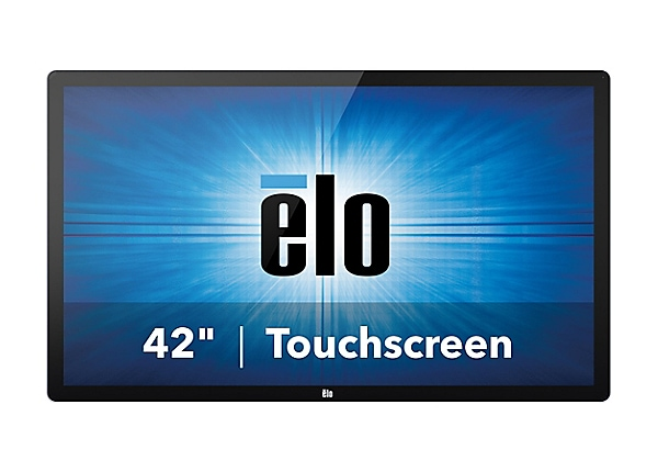 "Elo Interactive Digital Signage Display 4202L Projected Capacitive 42"" LED"