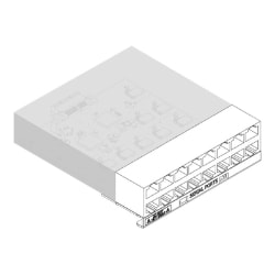 Lantronix SLC 8000 16 Device Port RJ45 I/O Module - expansion module