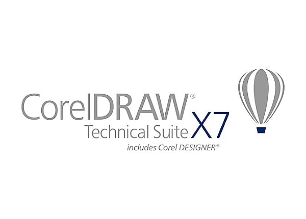 CorelDRAW Technical Suite X7 - license