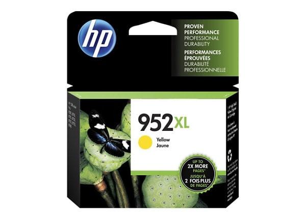 HP 952XL - High Yield - yellow - original - ink cartridge