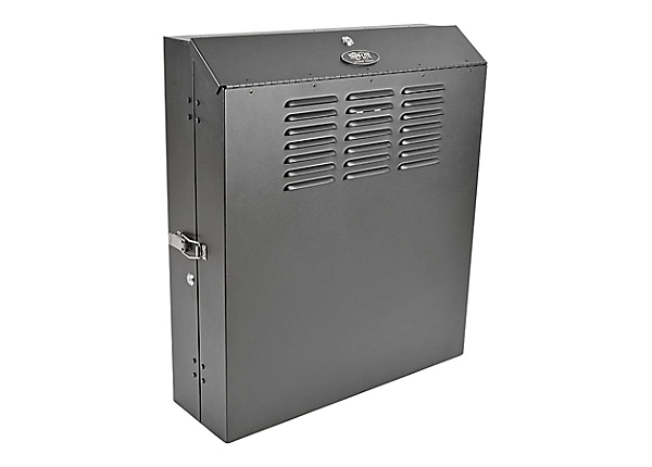 Tripp Lite 6U Wall Mount Rack Enclosure Cabinet Low Profile Vertical Switch
