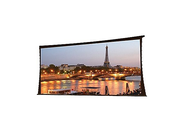 Draper Paragon/Series V HDTV Format - projection screen - 324 in (823 cm)