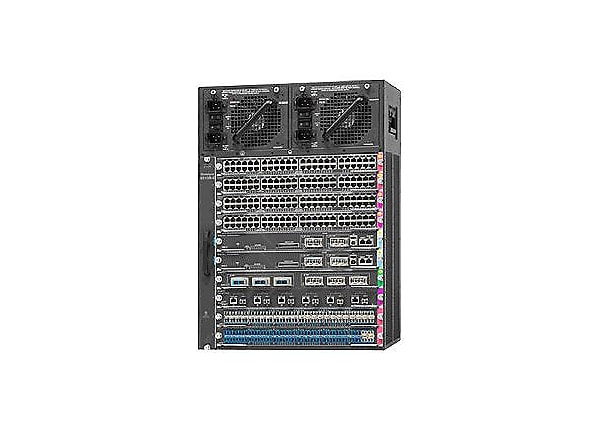 Cisco ONE Catalyst 4510R+E - switch - rack-mountable