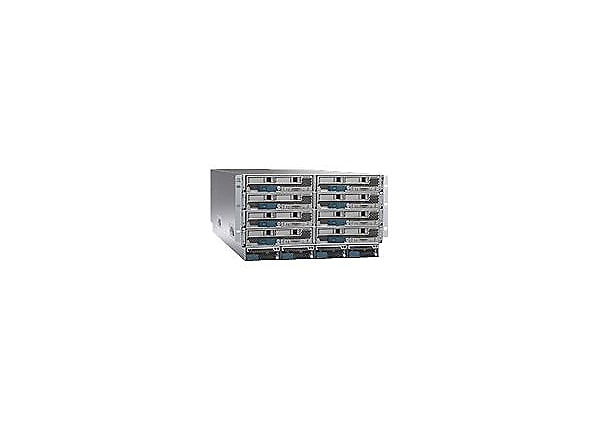 Cisco UCS 5108 Blade Server Chassis SmartPlay Select - rack-mountable - 6U