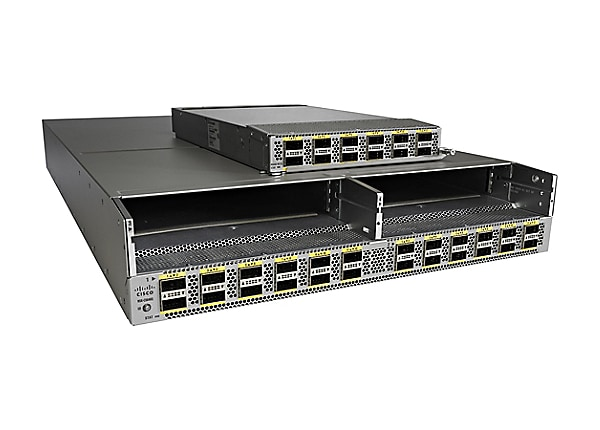Cisco ONE Nexus 5648Q - switch - 36 ports - managed - rack-mountable - with