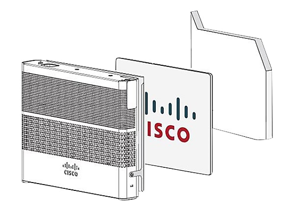 Cisco network device mounting kit