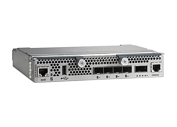 Cisco UCS 6324 Fabric Interconnect - switch - managed - plug-in module