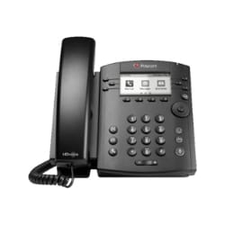 Poly VVX 301 - VoIP phone - 3-way call capability