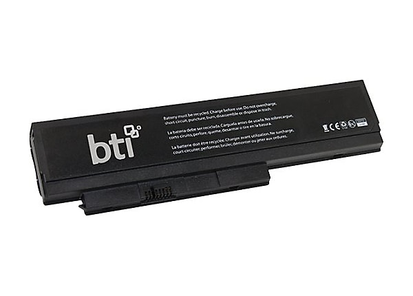 BTI 0A36306-BTIV2 - notebook battery - Li-Ion - 5600 mAh