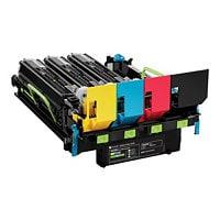 Lexmark - yellow, cyan, magenta - printer imaging kit - LCCP, LRP
