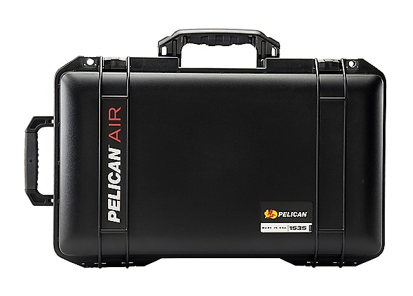 Pelican 1535AirTP Wheeled Carry-On Case with Divider System