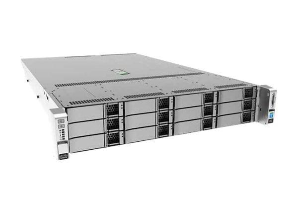Cisco OpenStack Private Cloud Value Compute & Storage Server - rack-mountab