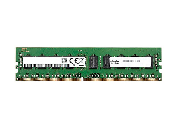 Cisco - DDR4 - 8 GB - DIMM 288-pin - registered