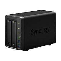 Synology Disk Station DS716+II - NAS server - 0 GB