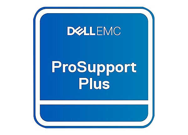Dell Upgrade from 3Y Next Business Day to 3Y ProSupport Plus - extended ser