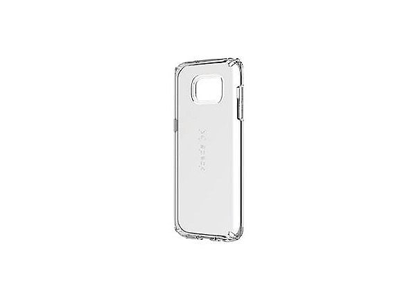 Speck CandyShell Clear Galaxy S7 Edge back cover for cell phone