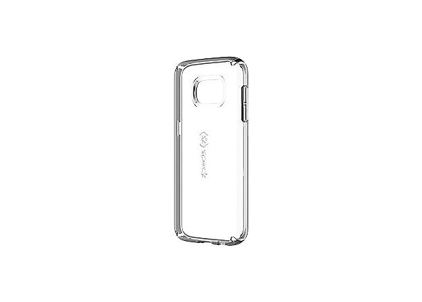 Speck CandyShell Clear Galaxy S7 back cover for cell phone