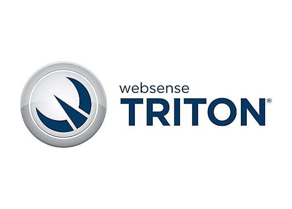TRITON Security Gateway - subscription license renewal (1 year) - 1 seat