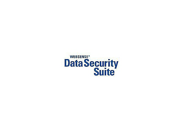 Websense Data Security Gateway - subscription license renewal (2 years) - 1