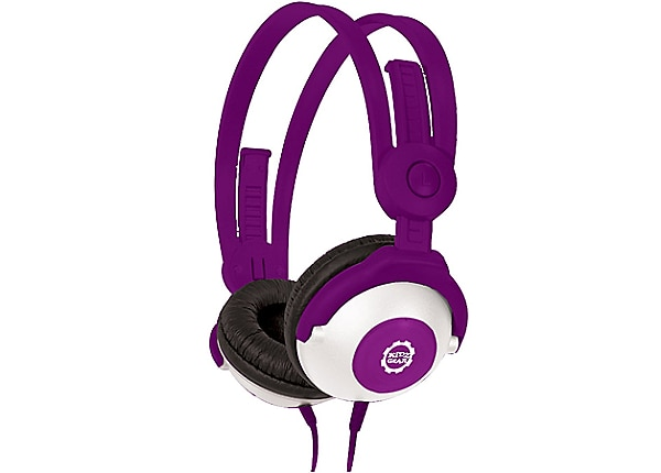 Kidz Gear Wired Headphones For Kids - headphones