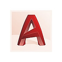 AutoCAD 2017 - New Subscription (annual) + Advanced Support - 1 additional