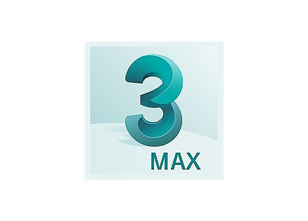 Autodesk 3ds Max 2017 - New Subscription (2 years) + Advanced Support - 1 a