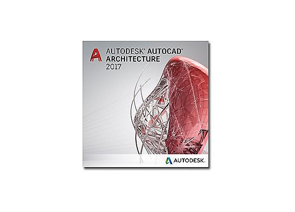 AutoCAD Architecture 2017 - New Subscription (annual) + Basic Support - 1 a