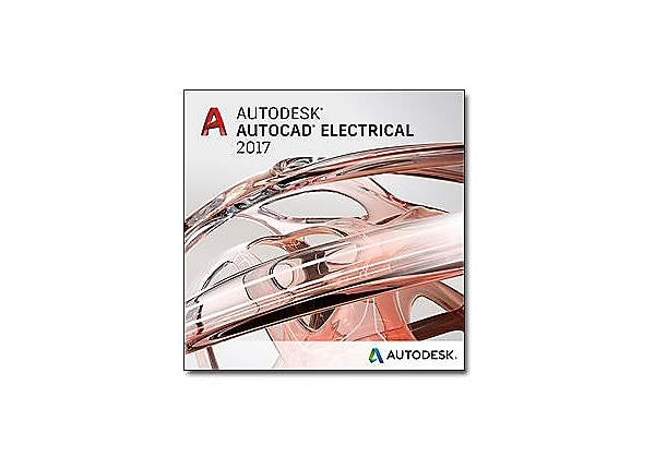 AutoCAD Electrical 2017 - New Subscription (quarterly) + Basic Support