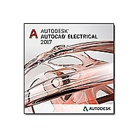 AutoCAD Electrical 2017 - New Subscription (annual) + Advanced Support - 1