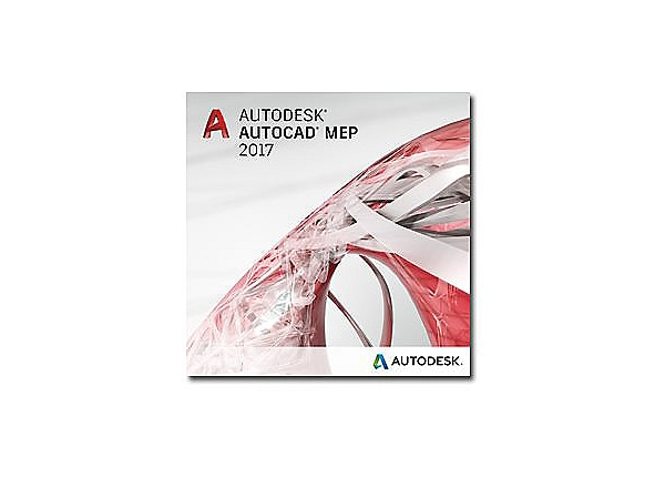 AutoCAD MEP 2017 - New Subscription (2 years) + Basic Support - 1 seat