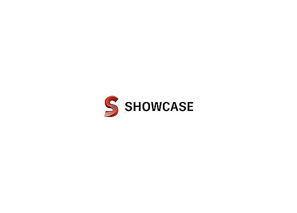 Autodesk Showcase 2017 - New Subscription (annual) + Basic Support - 1 seat