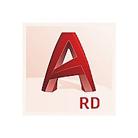 AutoCAD Raster Design 2017 - New Subscription (3 years) + Basic Support - 1