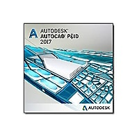 AutoCAD P&ID 2017 - New Subscription (3 years) + Basic Support - 1 seat