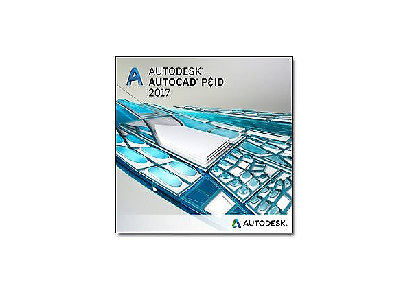 AutoCAD P&ID 2017 - New Subscription (3 years) + Advanced Support - 1 seat