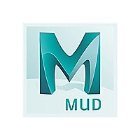 Autodesk Mudbox - Subscription Renewal (2 years) + Basic Support - 1 seat