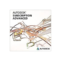 Autodesk Maintenance Plan with Advanced Support - technical support - for A