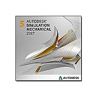 Autodesk Simulation Mechanical 2017 - New Subscription (2 years) + Advanced