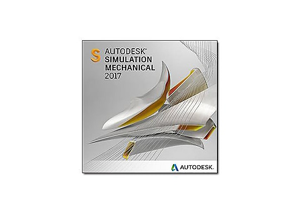 Autodesk Simulation Mechanical 2017 - New Subscription (3 years) + Advanced