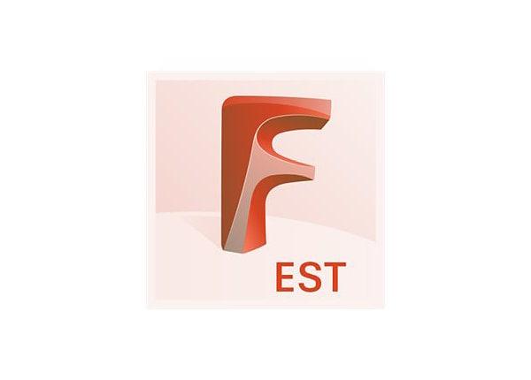 Autodesk Fabrication ESTmep 2017 - New Subscription (3 years) + Advanced Su