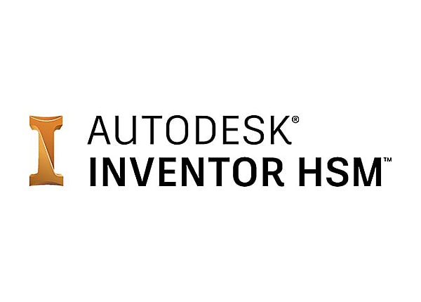 Autodesk Inventor HSM 2017 - New Subscription (annual) + Basic Support - 1