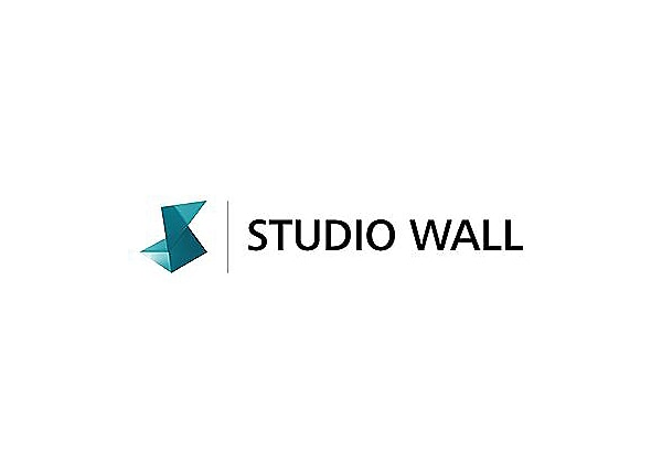 Autodesk Studio Wall - Subscription Renewal (2 years) + Advanced Support -