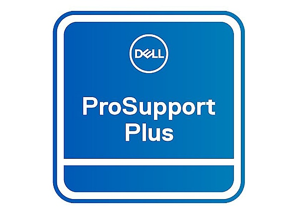 Dell Upgrade from 1Y ProSupport to 5Y ProSupport Plus - extended service ag