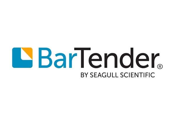 BarTender Enterprise Automation - maintenance (renewal) (1 month) - 60 prin