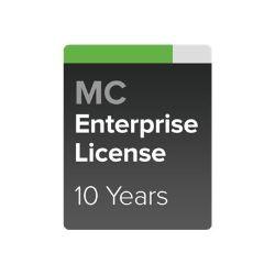 Cisco Meraki Enterprise MC Licensing Option - subscription license (10 year